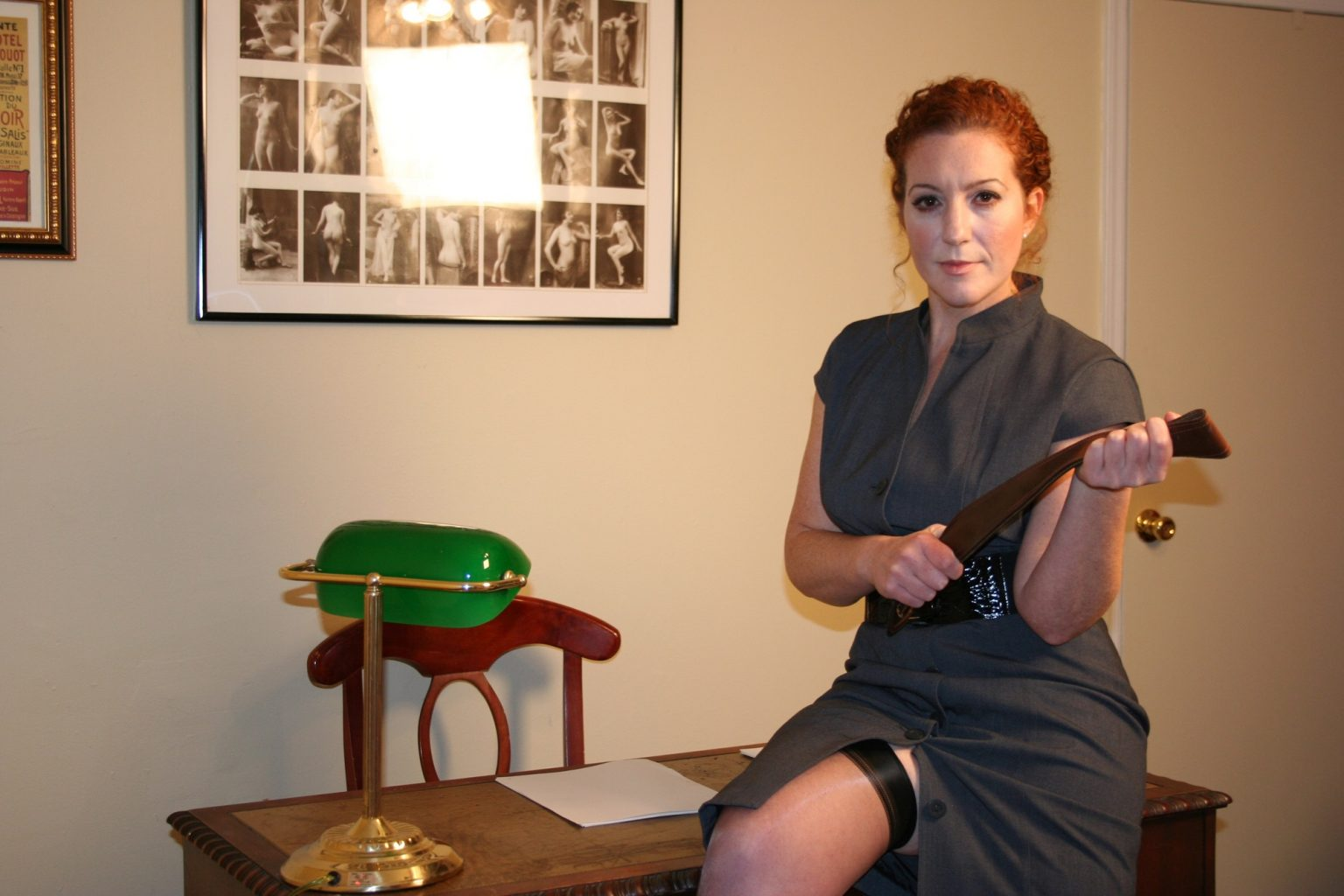 Serious Business - Kelly Payne Collection - BDSM Archives