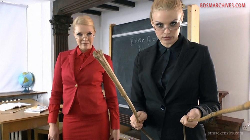 Miss Nikki, a teacher at St Mackenzies